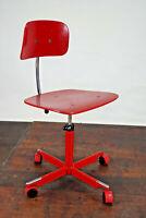 Vintage Kevi Bürostuhl Drehstuhl Schreibtisch Stuhl Rasmussen Architektenstuhl