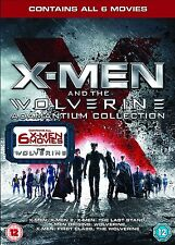 NEW & Sealed X-Men And The Wolverine Adamantium Collection [DVD] [2000]