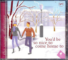 You'd Be So Nice To Come Home To The Songs of Winter CD NEW Laura Fygi
