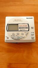 SHARP MD-MT20 Portable Mini-Disc Recorder / Player