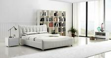 Modern Design Bed XXL Beds Hotel Luxury Style Double Leather 140 160 180x200cm