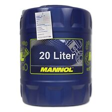 20 (1x20) Liter MANNOL CVT Variator Fluid Automatikgetriebeöl