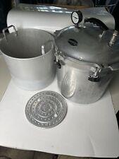 All American 1925x Pressure Sterilizer Good Condition Canning