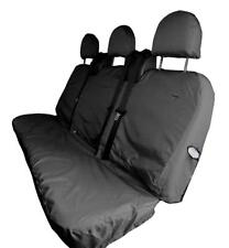 Van Crew Rear Seat Cover Double / Triple Black Town and Country VCRBLK