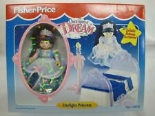 New Fisher Price Once Upon a Dream Dollhouse STARLIGHT PRINCESS Asian Loving