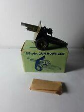 BRITAINS 2026 25 POUNDER HOWITZER Field GUN       L/8