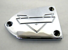 RF Custom Parts Chrome Shadow Front Brake Master Cyl Reservoir All 08-17 Victory
