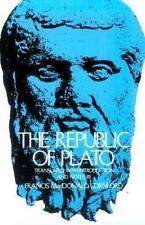 The Republic Of Plato