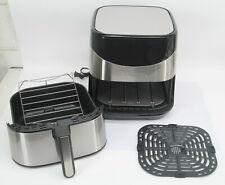 Gourmia GAF680 6 Qt. Capacity Stainless Steel Digital Multi-Mode Air Fryer #2402