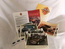 1999 Lexus RX300 Motor Trend's 1st SUV of the Year Press Kit Magazine Slides