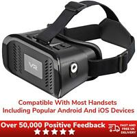 Universal VR 3D Headset Goji Virtual Reality For Games And Movies Apple/ Android
