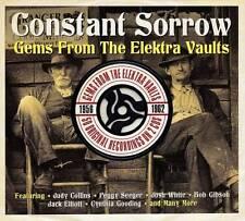 COSTANT SORROW - GEMS FROM THE ELEKTRA VAULTS - 50 ORIGINAL RECORDINGS (NEW 2CD)