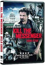 KILL THE MESSENGER (JEREMY RENNER) *NEW DVD*