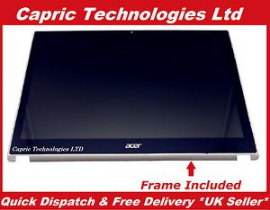 "Acer Aspire V5-571P V5-571G 15.6"" LCD Touch Screen Digitizer Display Panel Frame"