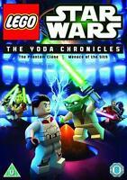 LEGO Star Wars: The Yoda Chronicles - DVD
