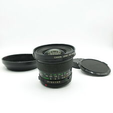 Canon FD 1:2.8 20mm Objektiv lens geprüft + 1 Jahr Gewährleistung