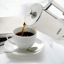1L Kaffeebereiter Pressfilterkanne Doppelwandig Edelstahl doppelwandig Cafetiere
