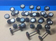 Lot de 38 roues et axes pour 1/43 Solido Verem Norev ?