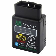 OBD2 Bluetooth KFZ Android Auto Diagnosegerät Handy ADAPTER OBDII SCANNER ELM327