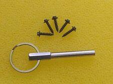 1x Ovalkopfbit Ovalkopfschlüssel Jura Schlüssel mit 5 Stück Ovalkopfschrauben