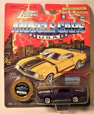 Johnny Lightning 1970 Chevelle SS Muscle Cars USA R1 Ser. 11 LE