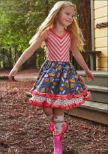 Matilda Jane Girls Work of Heart Dress Sz 10 NWOT