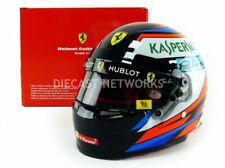 Kimi Raikkonen 2018 Ferrari F1 Mini Helmet  1:2 Scale Free Shipping
