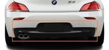 Neu Original BMW Z4 E89 Hinten M Sport Stoßstange Diffusor Doppel Schalldämpfer