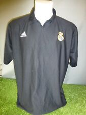 Real Madrid Football Shirt Soccer Jersey 00/01 Adult XL Home Adidas Figo 10