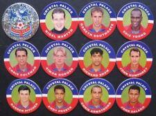 Super Gift ORIGINAL Merlin Premier 95 ⚽ CRYSTAL PALACE ⚽ FOOTBALL POGS Full Team