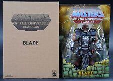 2014 MOTU Blade MOTUC Masters of the Universe Classics MOC