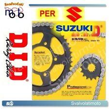 KIT CATENA-CORONA-PIGNONE DID SUZUKI GSX 600 R 2010 101014+