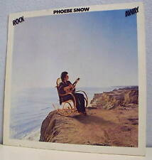 33 tours PHOEBE SNOW LP Vinyle ROCK AWAY Guitare  RARE