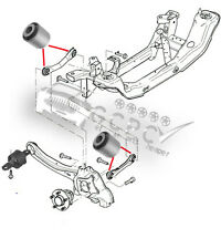 Ford Focus Mk1 Mk2 rear axle suspension repair kit /  bush kit