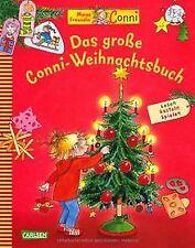 Conni-Bilderbücher: Das große Conni-Weihnachtsbuch: Lese...   Buch   Zustand gut