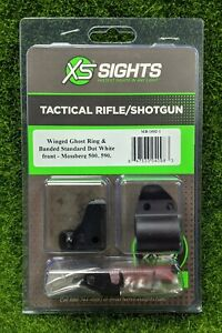 XS Sights Winged Ghost Ring/Banded Dot, Hunting Sights, Mossberg - MB-1002-1