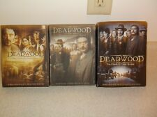 Deadwood: The Complete Season 1-3 (DVD, 2007)        220
