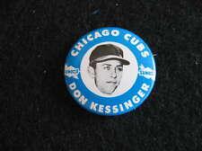 1969 SUNOCO GAS STATION BASEBALL PIN DON KESSINGER LOT1867