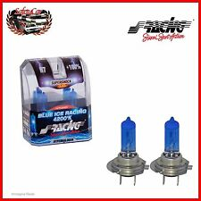 COPPIA LAMPADE LAMPADINE SIMONI RACING H7 4200K BLUE ICE RACING SUPERSHOK