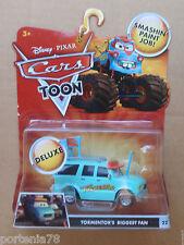 Disney Cars Toon Deluxe #22 TORMENTOR'S BIGGEST FAN