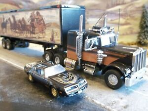 Matchbox - Smokey and the Bandit Snowman Truck -  Kenworth W900 1:64 - AWESOME