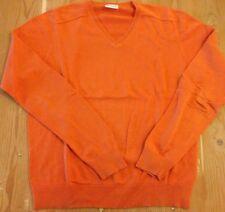 Maglioncino di cotone, Pringle of Scotland, arancione, taglia M
