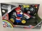 Mario Kart 8 Mini-Anti Gravity R/C Racer w/Remote, World of Nintendo - age 4+