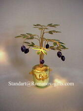 Igor Carl Faberge Tfm the Tsarina's Garden Plum Tree