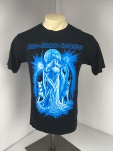 2005 Trans-Siberian Orchestra Greg Hildebrant Wolves Fairy Winter Tour T-shirt M