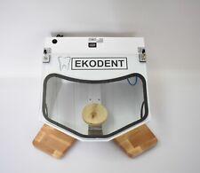 EKODENT, Schleifbox Neu, Absauganscluß mit Beleuchtung, Dental ED7428