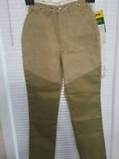 Remington Khaki Field Hunting Pants Faced Size 29X31 New with Tags