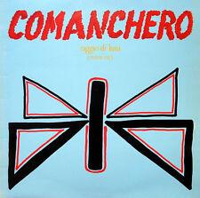 Italo Maxi Vinyl Comanchero von Raggio Di Luno / Moon Ray