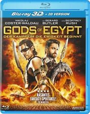 Gods of Egypt Blu-Ray 2D+3D (2 Discs)