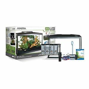 Marina LED Aquarium Kit, 20 gallon